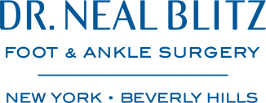 Dr. Neal Blitz Foot Surgeon