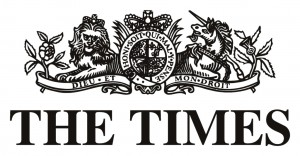 the london times logo